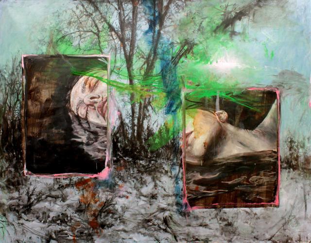 , 'Torn,' 2017, Kloser Contemporary Art