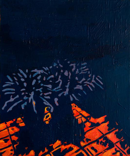 , 'Garden (Red),' 2016, Galerie Zwart Huis