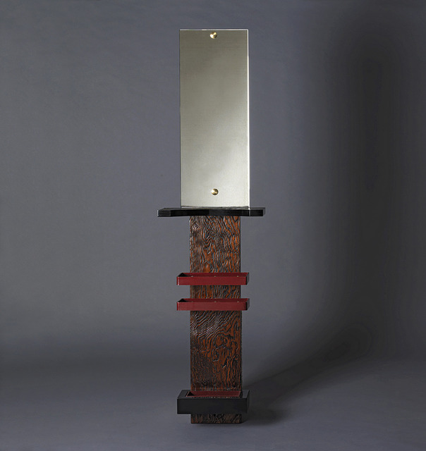 , 'Umbrella stand with a mirror,' ca. 1936, Galerie Alain Marcelpoil