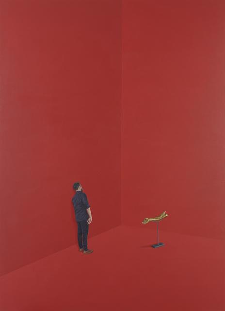 Hugo Lugo, 'Archelogy of Reflection', 2019, Cheryl Hazan Gallery
