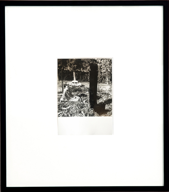, 'Photograph with J,' 1969-1970, Kadel Willborn