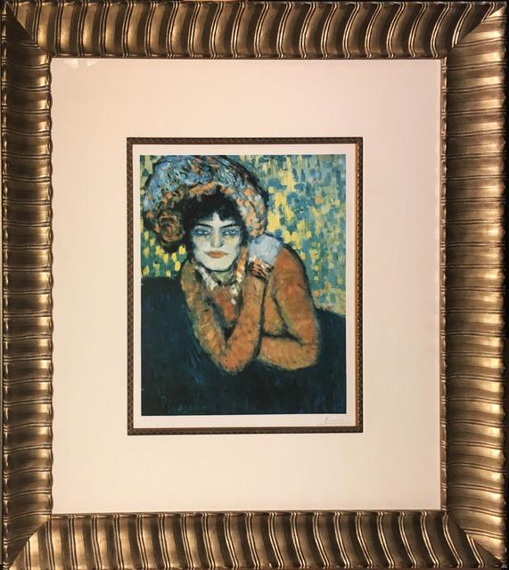 Pablo Picasso, 'Anticipation', 1966, Print, Lithograph on paper, Baterbys