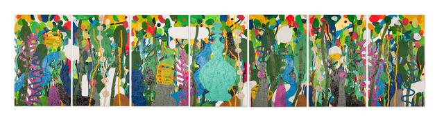 , 'The Density of Going Forward,' 2013, Garis & Hahn