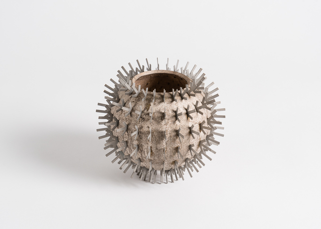 , 'Silver Bowl with Arrows,' 2009, Maison Gerard