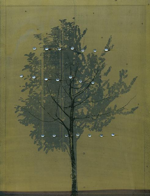 , 'Falso hombre árbol (padrote),' 2014, Baró Galeria