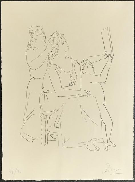 , ' La Toilette ,' 1923, Fairhead Fine Art Limited