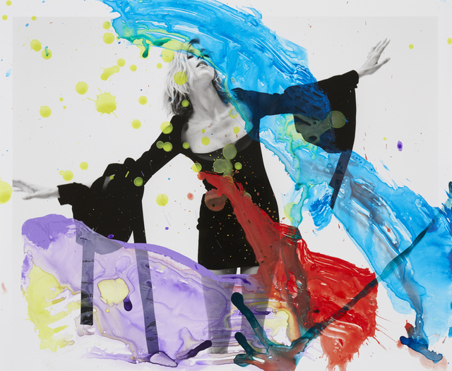 """, '""""Saint Laurent Shiki-in""""(Color Lust),' 2017, Taka Ishii Gallery"""