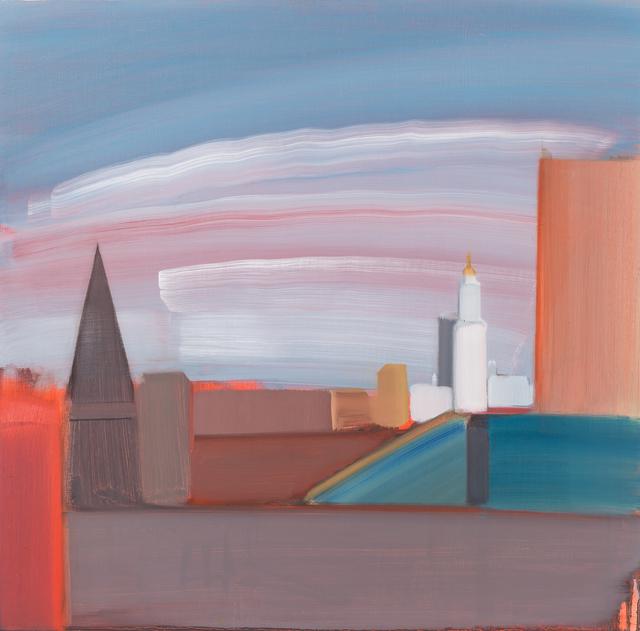 , 'City View I,' 2004, Locks Gallery