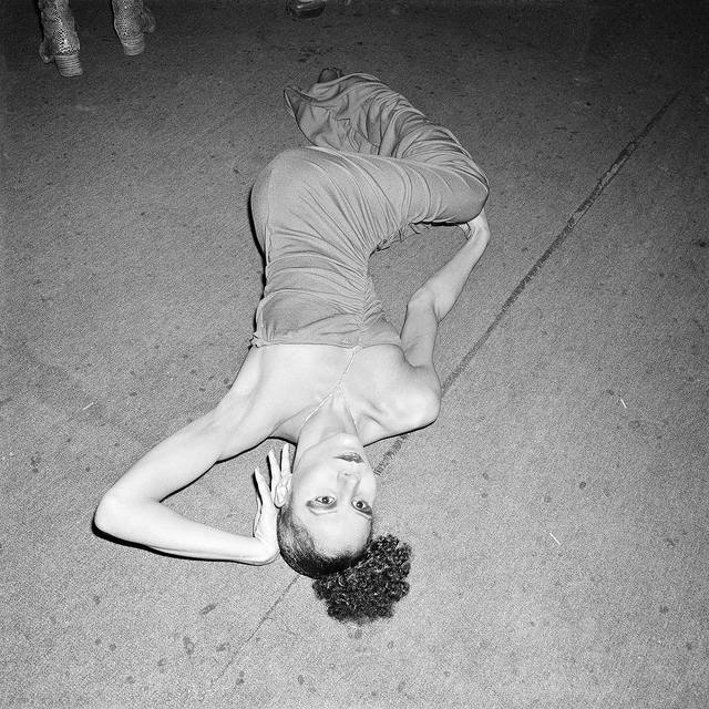 Meryl Meisler, 'Feminine Floored (Potassa de la Fayette) Hurrah, NY, NY. March 1978', 2018, Undercurrent Projects