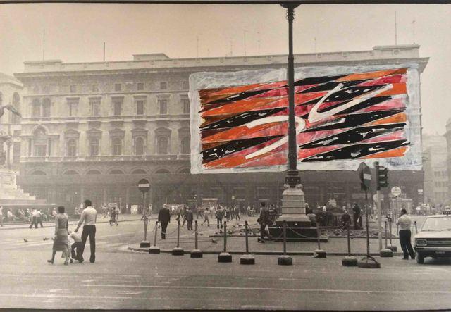 , 'Bozzetto 4,' 1982, Federico Luger