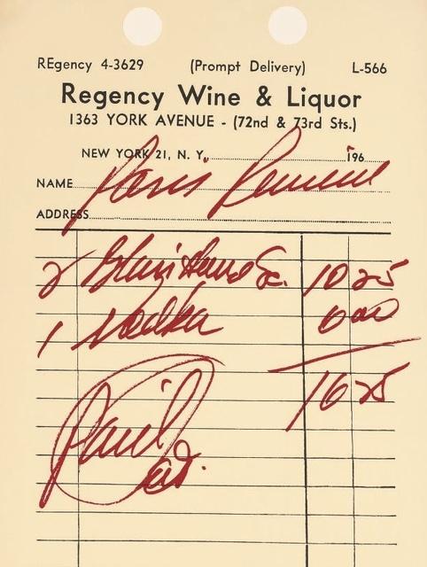 Andy Warhol, 'Paris Review, F.S. II.18', 1967, Print, Screenprint with die-cut holes on cream paper, JF Fine Arts & Verosa