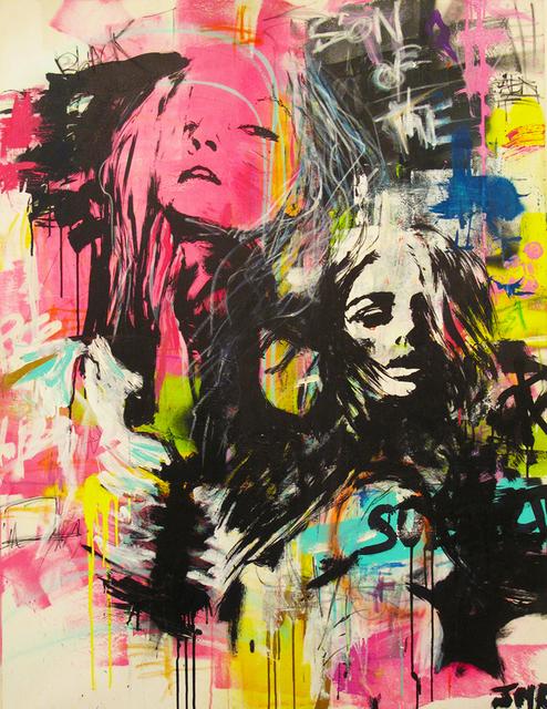 , 'Jamais indifferente,' 2013, Art Supermarket