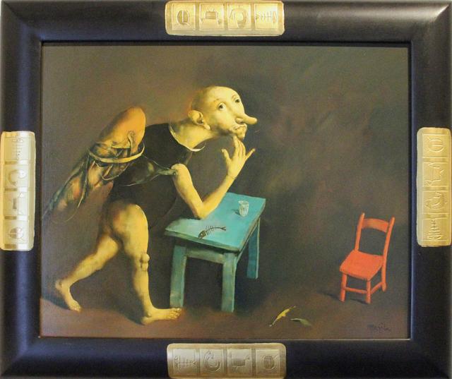, 'L'ange déchu,' 2015, Turner Carroll Gallery