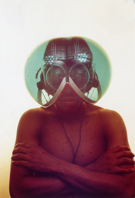 , 'Environment Transformer/Flyhead Helmet,' 1968, Walker Art Center