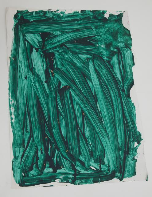 Hassan Sharif, 'Acrylic', 2008, Gallery Isabelle van den Eynde