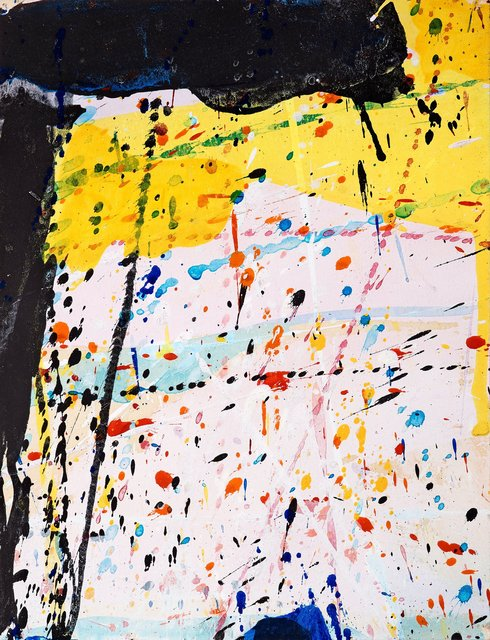 , 'Composition,' 1959, Omer Tiroche Gallery