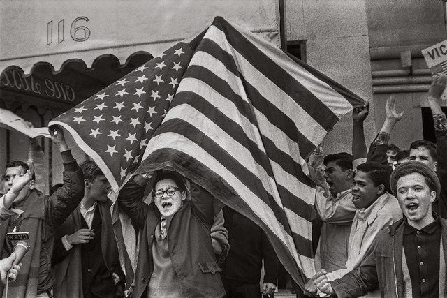 , 'Pro War Vietnam Demonstration,' 1967, Damiani