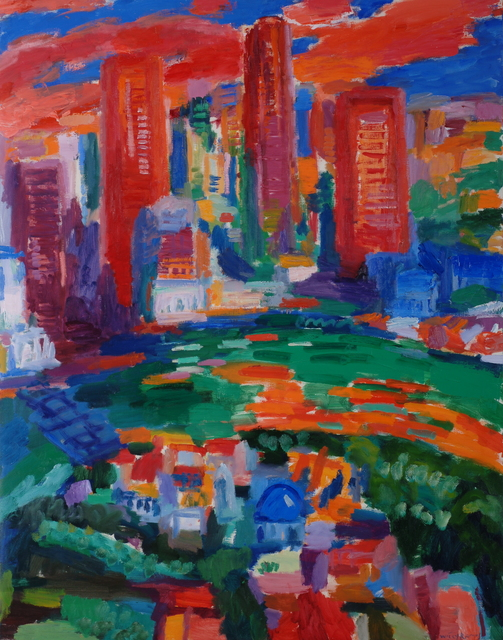 , 'Ciudad Para Sonar,' , Odon Wagner Gallery