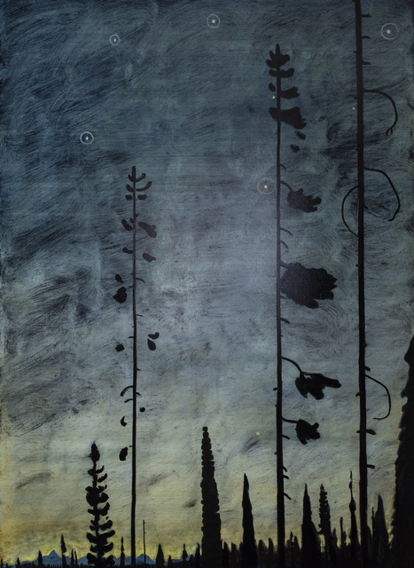 Mike Piggott, 'Stars in the Pines', 2018, Tayloe Piggott Gallery