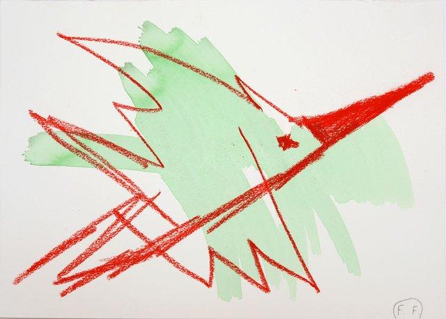 , 'Bird of Freedom,' 2018, Galerie Kornfeld