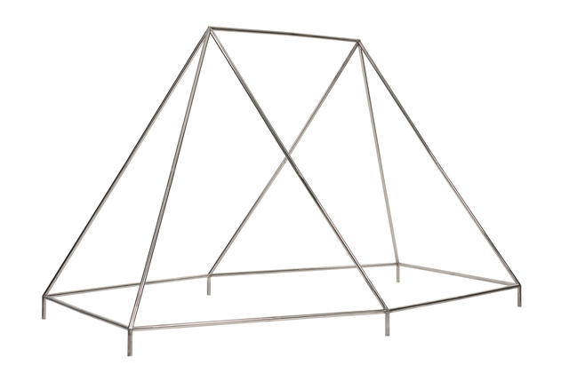 Jonathan Muecke, 'Frame', 2011, Design/Decorative Art, Polished Stainless Steel, Volume Gallery