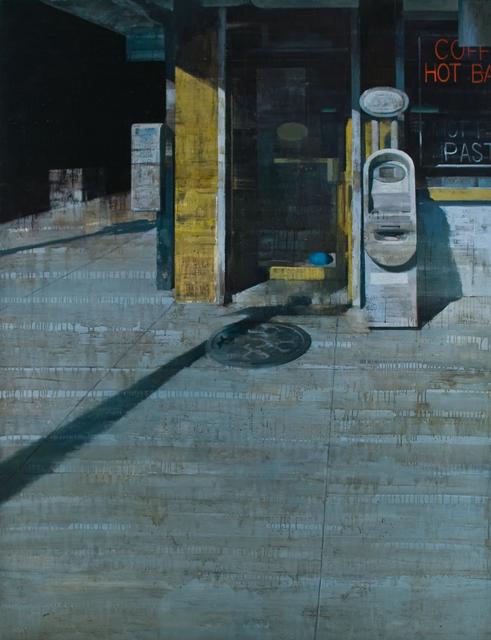 , 'The Corner,' 2011, Mazel Galerie