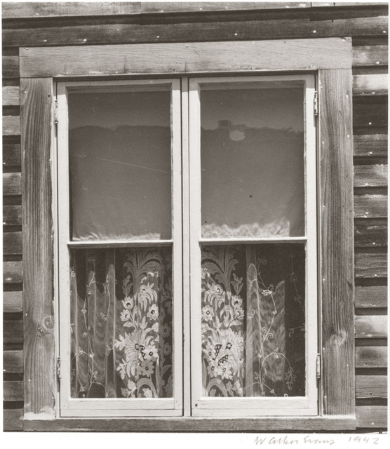 , 'Window, Mystic, Connecticut,' 1942, Robert Klein Gallery