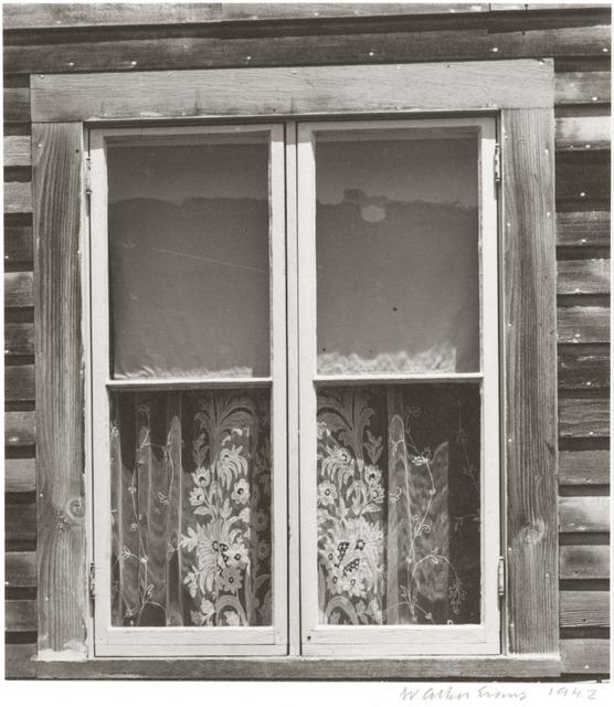 , 'Window, Mystic, Connecticut,' 1942, Robert Klein Gallery