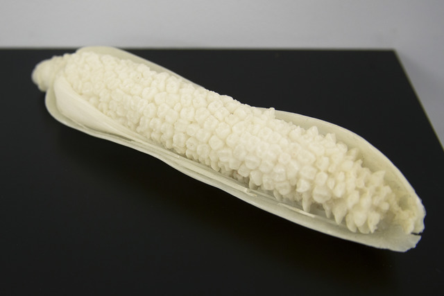 Audrey Cottin, 'Corn Teeth (#3)', 2005, Sculpture, Polyurethane resin, Tatjana Pieters