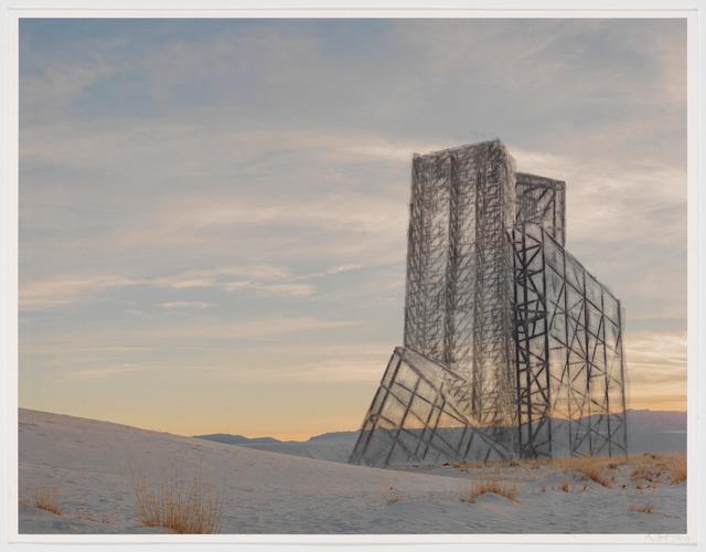 Nicola López, 'Ghost town IV', 2019, Arróniz Arte Contemporáneo