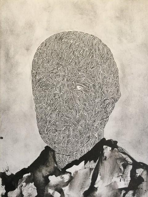 , 'Wilde (Student),' 2019, SinArts Gallery