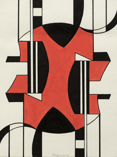, 'No, 933,' 1991, Addison Rowe Gallery
