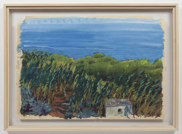 , 'Chicken Coop and Distant Island,' 1975, Mai 36 Galerie