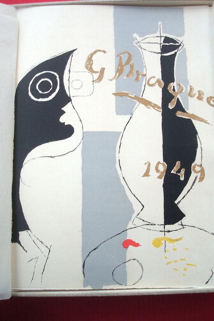 Georges Braque, 'Une aventure méthodique', 1949, Sylvan Cole Gallery
