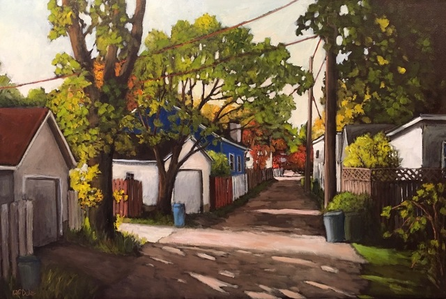 Kari Duke, '111th Street McKernan', 2018, The Front Gallery