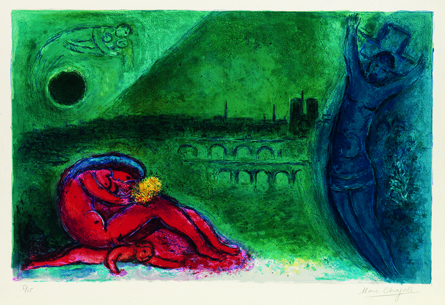, 'Le Quai de la Tournelle,' 1960, Galerie Raphael