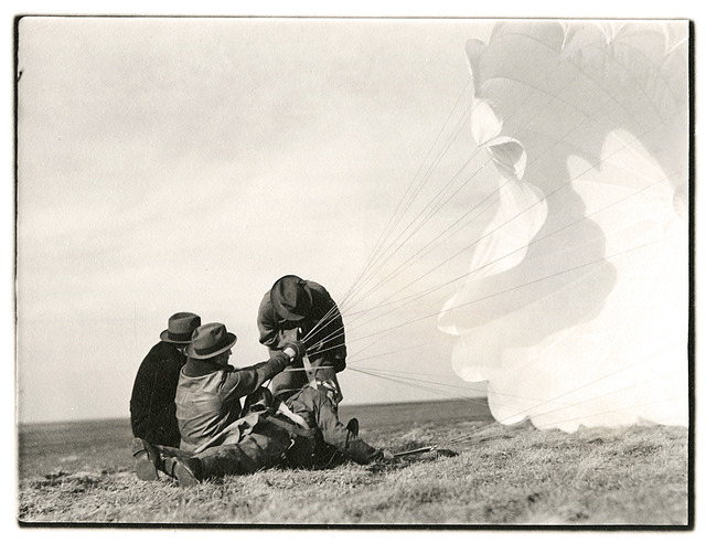 , 'Untitled #7 (Twenty Parachutes),' 1937, Wirtz Art