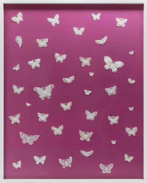 , 'The Burano Suit (Pink),' 2017, galerie nichido / nca   nichido contemporary art