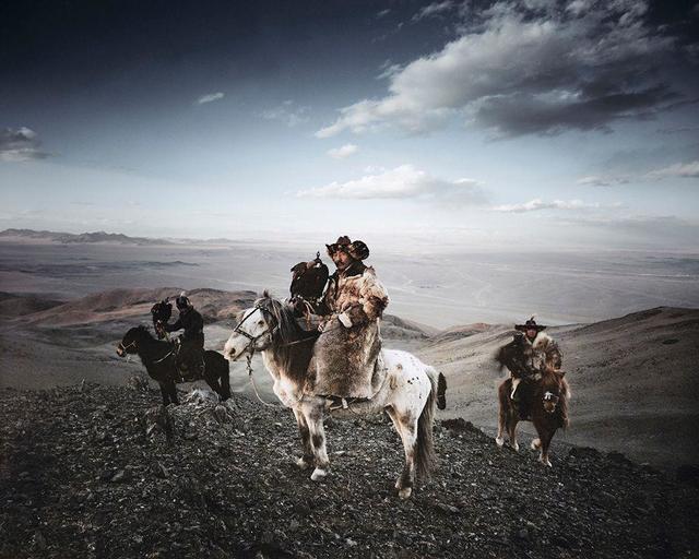 , 'VI 466- Altantsogts, Bayan Olgii, Mongolia,' 2011, Kate Vass Galerie