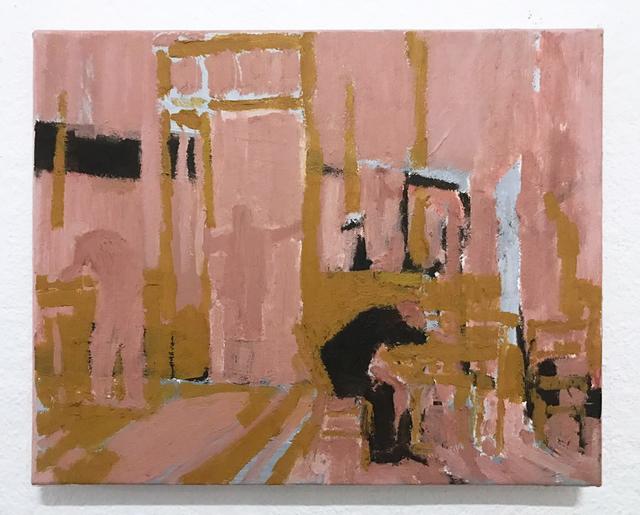 , 'Pink room #1,' 2016, Galeria Millan