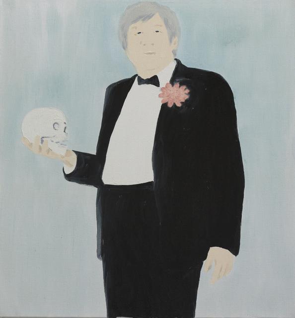 , 'Talking Skull,' 2005, New Art Projects