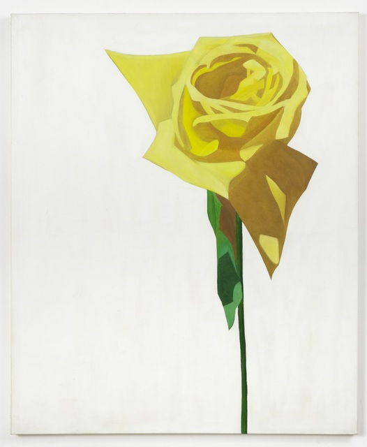 , 'Sans titre (Rose Jaune) ,' 1963, GALERIE GEORGES-PHILIPPE ET NATHALIE VALLOIS