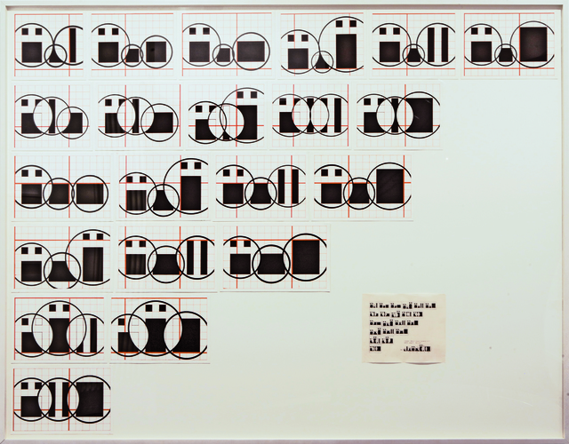 , 'LANGUAGE SERIES,' 1964-2004, KW Institute for Contemporary Art
