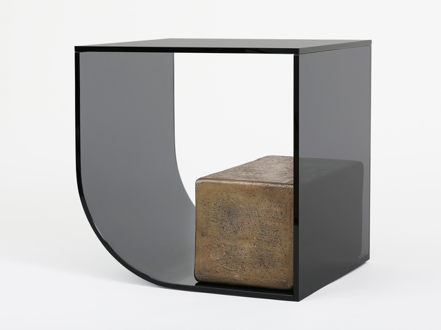 , 'Block Table,' 2017, Patrick Parrish Gallery