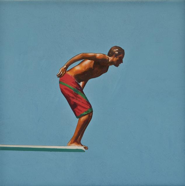 , 'Ready, Set, Go!,' , Melissa Morgan Fine Art