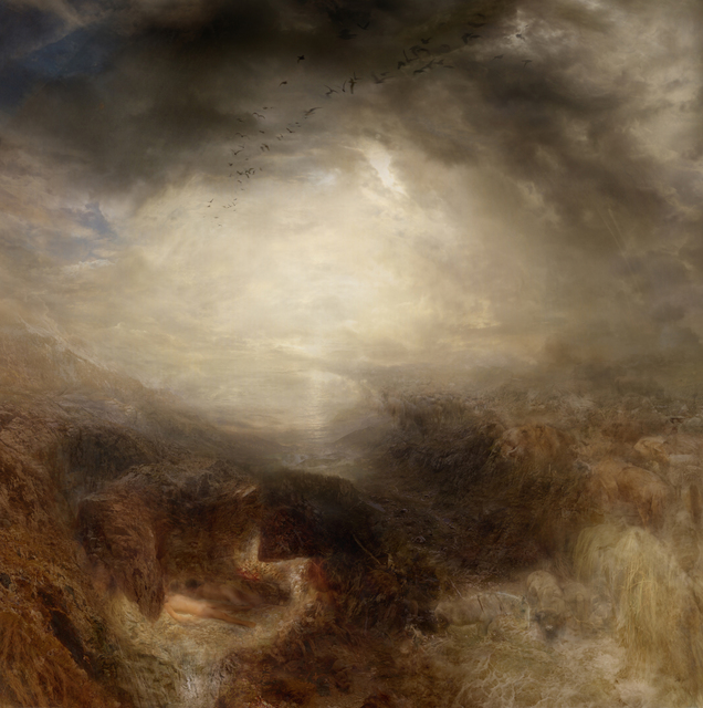 Hiroyuki Masuyama, 'J.M.W. Turner Shade And Darkness, 1843', 2008, Photography, LED Lightbox, GALERIE URS REICHLIN