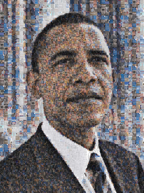 , 'Barack Obama,' 2009, Tangent Contemporary Art