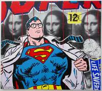 John Stango, Superman Mona Lisa