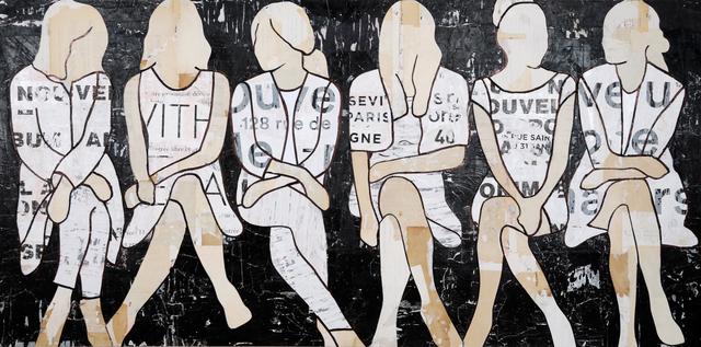 , 'Front Row,' , Gilman Contemporary