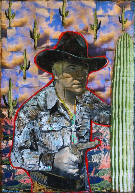 , 'Surreal Cowboy Series,' 2018, Xanadu Gallery